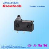 Micro micro interruttore elettronico automobilistico dell'interruttore 3A con RoHS e l'UL