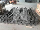 Roues de ventilateur de fonte de précision pour four à chaleur