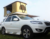 China Hot Selling Car Roof Top Tent Poliéster Algodão Canvas
