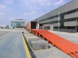 Prefabricated 강철 구조물 직립 금속 창고