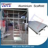 Tour d'échafaudage en aluminium