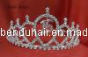 머리 부속품 또는 머리 Claws/2012 유행 머리 모조 다이아몬드 연인 Tiara
