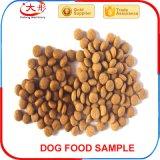 Luftgestoßene Hundenahrungsmittelaufbereitende Zeile/Maschinerie trocknen