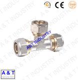 銅の十字付属品4の方法管付属品の部品