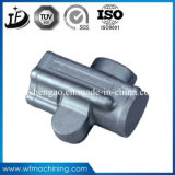 熱くか冷たいまたはカスタマイズされるによってアルミニウムまたは鋼鉄または金属の鍛造材の部品を停止しなさい