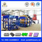 Qt5-15 vibration de machine à briques automatique machine à fabriquer des blocs de béton solide