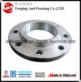 ASTM geschmiedeter HF-Beleg auf Karton-Stahl-Flansch