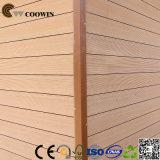 Plástico de madeira painel de parede recicl do Teak