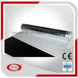 Auto-adhesivo del betún membrana impermeable para cubiertas