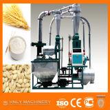Moinho de farinha pequeno do trigo da mini planta do baixo custo para a venda