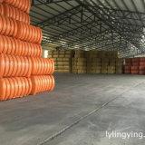 fibre discontinue de polyesters conjuguée creuse réutilisée par fibre de 15D 64mm PSF pour les jouets remplissants d'édredons de paliers