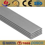 Prix de finition lumineux de barre plate d'acier inoxydable du miroir AISI 316L