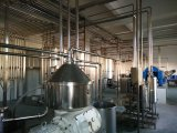Volle automatische Milchproduktion-Zeile der Molkerei5000l/h