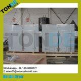 Máquina industrial de Dehyration do chá de erva do ar quente de aço inoxidável