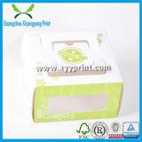 Изготовленный на заказ венчание принимает отсутствующему торту конструкцию бумажной коробки