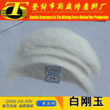 Konkurrenzfähiger Preis-weißes fixiertes Tonerde-Polierpulver für Sandstrahlen
