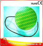 Diameter 320*1.5mm van de Verwarmer van de Printer van het silicone Rubber 3D 220V 400W