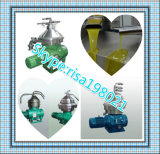 중립화 (De - 비누, Degumming, Dephosphor) Water Washing Vegetable Centrifugal Oil Separator/Disc Separator