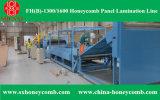 Hf (B) -1300 de la máquina del Panel de panal.