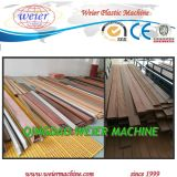 PE Wall Panel Profile Extruder Machinery di WPC con Highquality