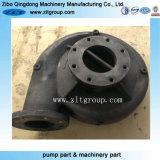 CNCの機械化と砂型で作ることによる合金鋼鉄ポンプハウジング