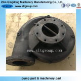 炭素鋼または合金鋼鉄/Titaniumポンプハウジング
