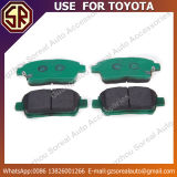 De duurzame Delen van de Auto remmen het Gebruik van Stootkussens 04465-13050 voor Toyota