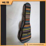 Alloggiamento sacchetto filtro etnico durevole impermeabile di Ukelele 23inch con la spugna di 10mm