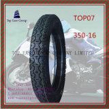 350-16 langer inneres Gefäß-Motorrad-Nylonreifen des Leben-6pr