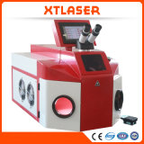 Benchtop Schmucksache-Laser-Schweißens-System für Goldsilber-Platin-Schmucksachen