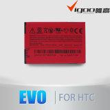 Alta capacidad para la batería del teléfono de HTC Evo