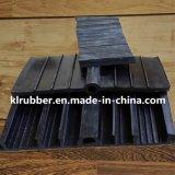 Black Waterstop de borracha de borracha para materiais de construção