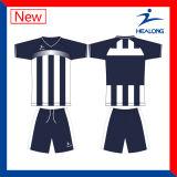 Vestiti stabiliti delle camice di calcio uniforme di Subliamtion