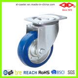 roda resistente fixa do rodízio do plutônio de 200mm (D160-13F200X45)