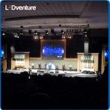 Alquiler video grande a todo color de interior para los acontecimientos, conferencia, partidos de la pared del LED