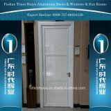 Unsichtbare Aluminiumflügelfenster-Tür-Badezimmer-Tür