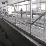 Bochi kundenspezifische Aluminiumlegierung-flache Marinestrichleiter