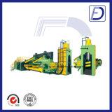 Hydraulische automatische PLC-Steuerabfall-Metallballenpresse und -schere