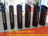 API 5L Hfw Black Varnished Steel Pipes