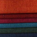Tessuto di tintura del poliestere della tappezzeria per il sofà e l'assestamento