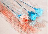 高品質BOPPはプラスチック花の袖のみずみずしい花包装袋を取り除く