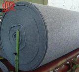 PP/Pet Nonwoven Geotextile Fabric pour Road Paving River Railway