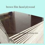 فيلم يواجه خشب رقائقيّ مع حور لب وغراءة فينوليّ