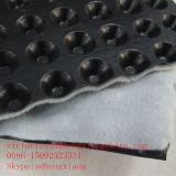 Placa da drenagem do HDPE com ondulações