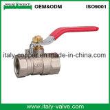 8 ans de qualité de garantie de robinet à tournant sphérique en laiton (AV1021)