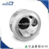 Ventilador centrífugo de ventilación industrial de alta presión del acero inoxidable (C4E-315.101)