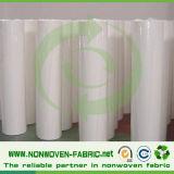 Boa resistência à tração Rolos de tecido não tecido de Spunbond para uso de móveis