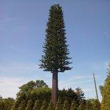 Stahlgefäß-künstlicher Baum-Telekommunikations-Aufsatz