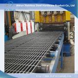 Rejilla de transferencia de acero inoxidable para cubierta de desagüe exterior