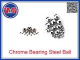 Zinc/étain/argent/or/Chrome/cuivre/laiton Plater bille en acier
